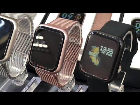 Smart Watch Nexus P70 Bluetooth Conexão Iphone (iOS) E Samsung (Android).