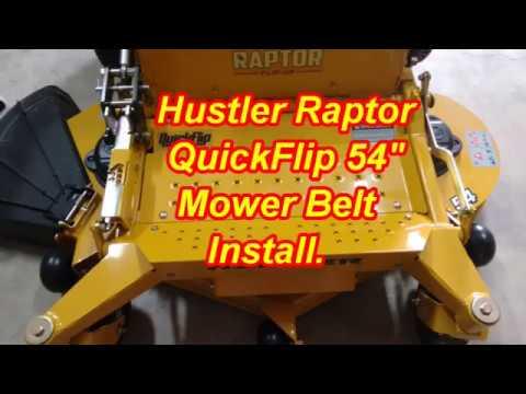 Hustler 4420 mower