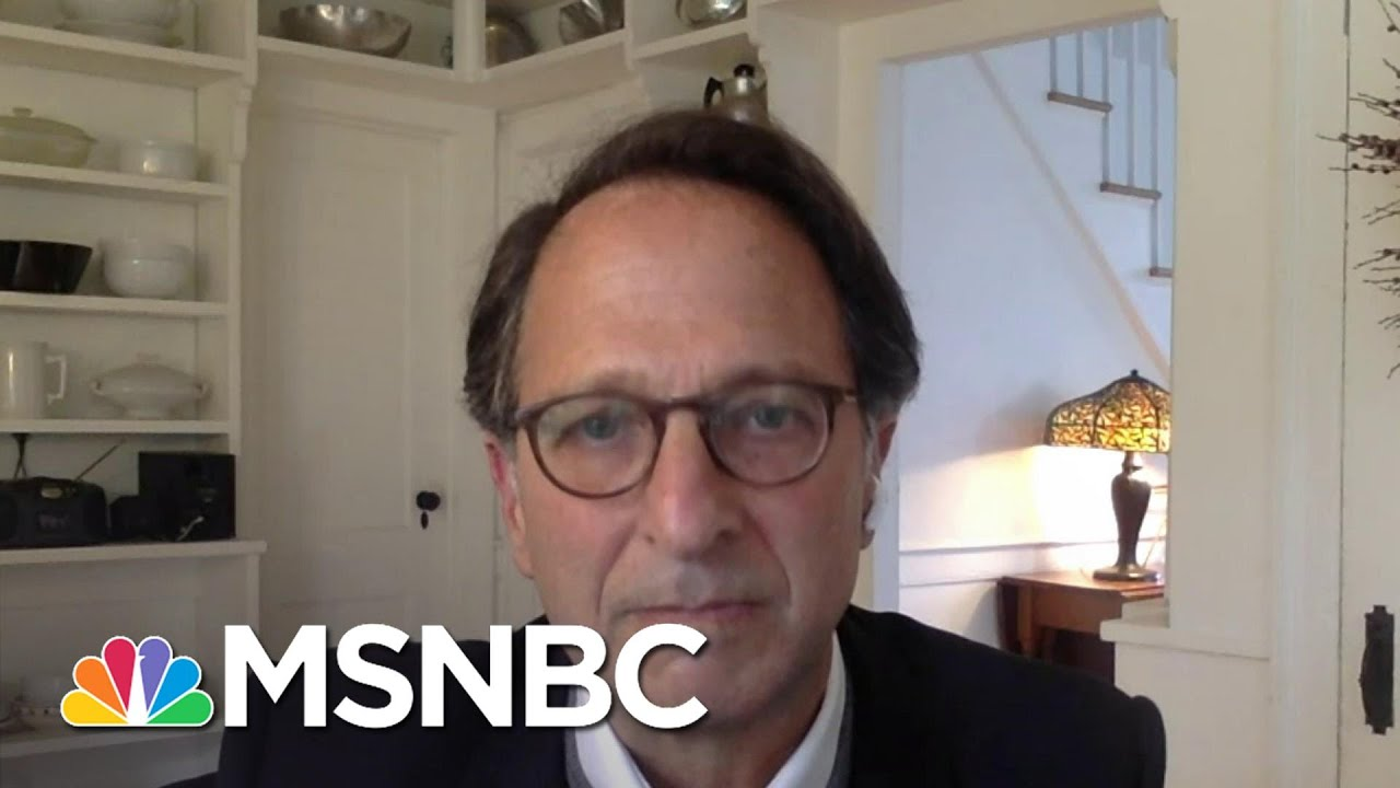Weissman: 'We Have Both Foreign Election Interference & Department Of Justice Election Interfere