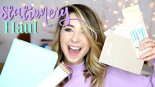 Stationery Haul | Zoella