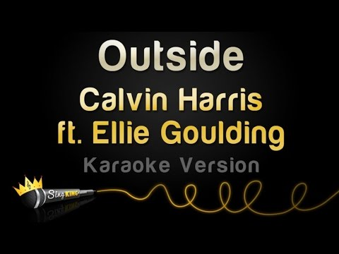 Calvin Harris - Outside [Audio] ft. Ellie Goulding | Doovi