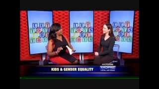 Dr Heather Silvio Discusses Gender & Toys on TV 2-17-2014