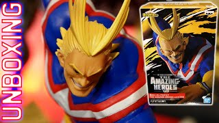 """HE IS HERE!"" 