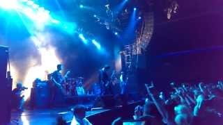 Architects The Distant Blue Live In Moscow 15 05 15