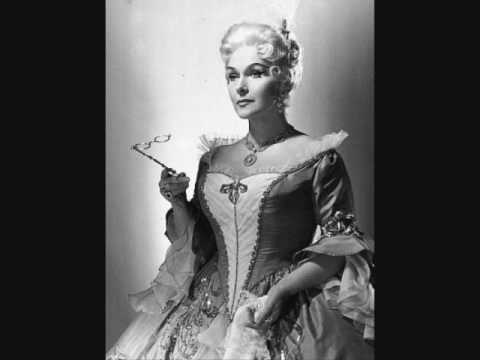 Elisabeth Schwarzkopf - Come Scoglio - von Karajan (Studio)