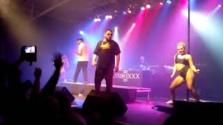 Porno Mafia Pussy Club Live Köln !!!
