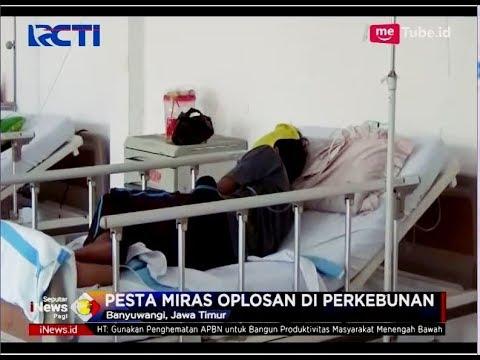 9 Orang di Banyuwangi Tewas Usai Pesta Miras Oplosan - SIP 21/04