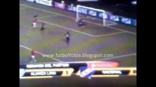 Alianza Lima 1 - 0 Nacional de Uruguay (Copa Libertadores 2012)