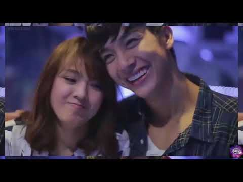 Saajna song mix with Korean video NEW