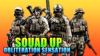 Battlefield 4 - Squad Up: Total Obliteration