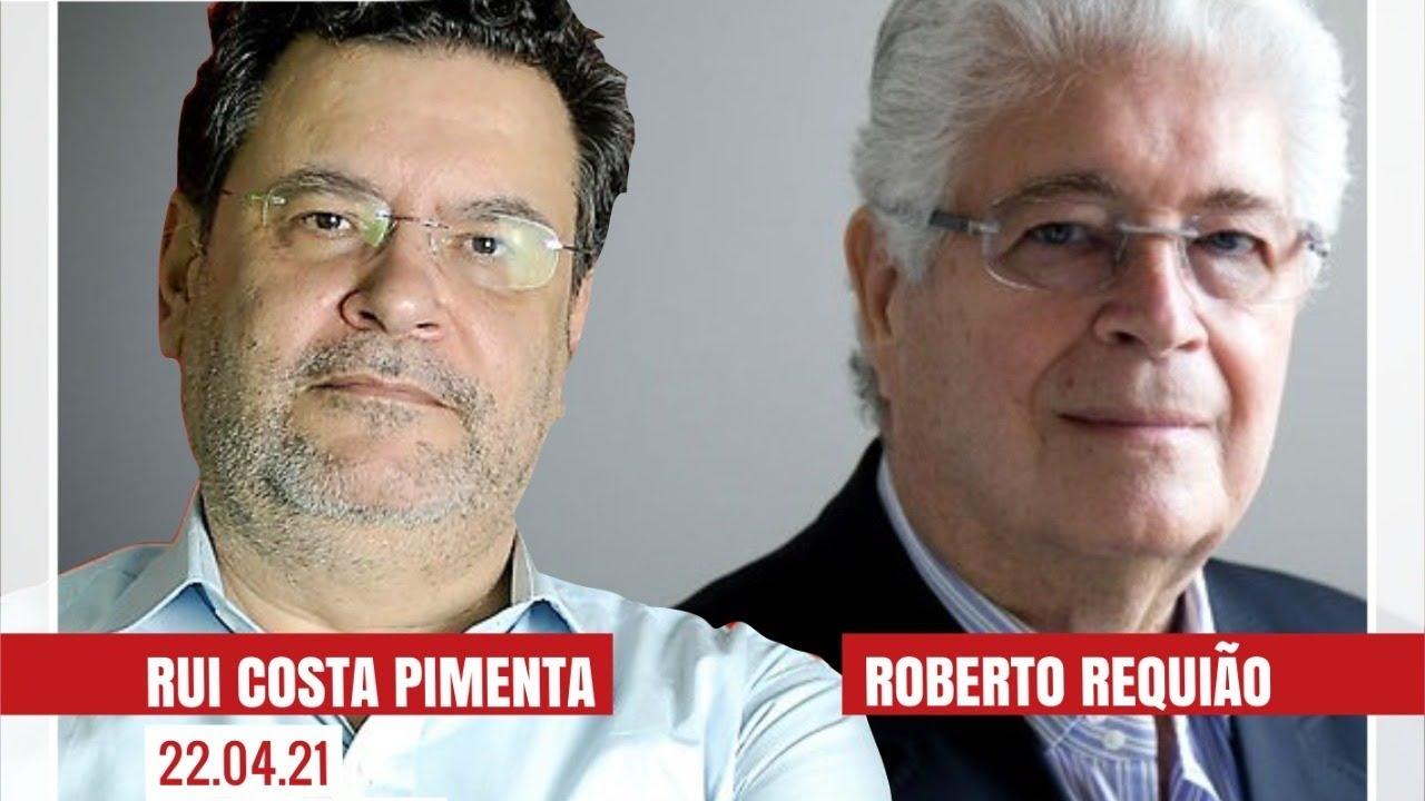 DCM café da manhã - Últimas notícias  e conversa com Rui Costa Pimenta