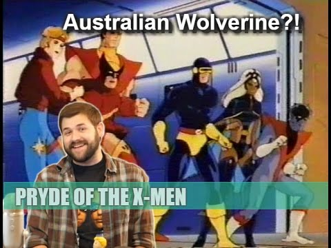 Pryde of the X Men: The Most Wonderful Failed Pilot Of All