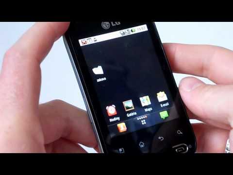 LG Optimus Me (LG P350)