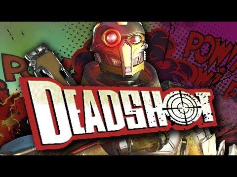 DEADSHOT IS ONLINE CANCER! Injustice 2 ONLINE Ranked Match! (Deadshot GAMEPLAY)