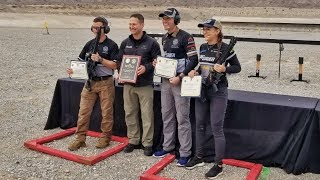 Sig Sauer Team sets NRA speed record at SHOT Show 2019--Super Slomo