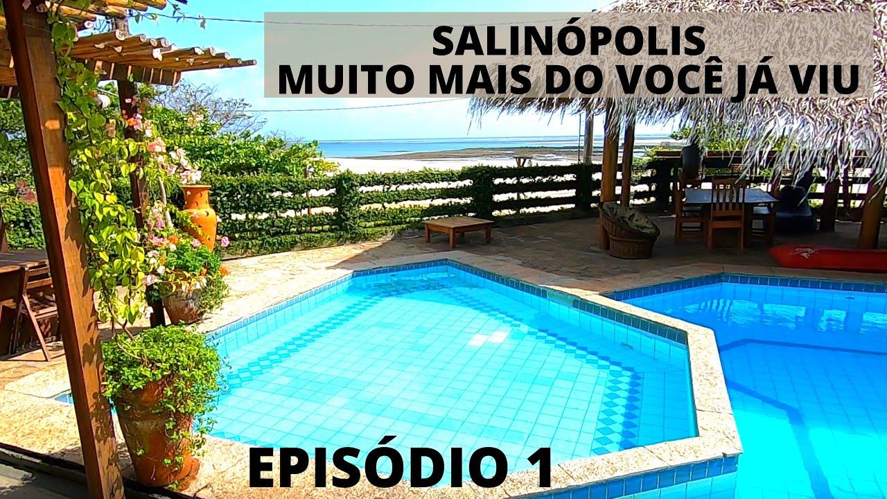 Conheça Salinópolis, no Pará (1º ep) com dicas de viagem praia do Maçarico