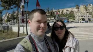 Travel to Jordan 2017