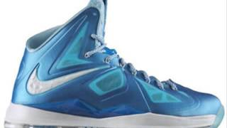 Top 10 Lebron 10 shoes