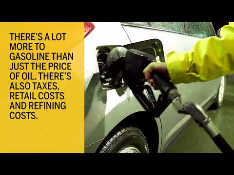 If Canada has so much oil, why is our gasoline so expensive