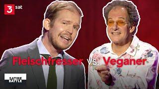 Vegan ist keine Lösung – Schlachten gegen den Klimawandel