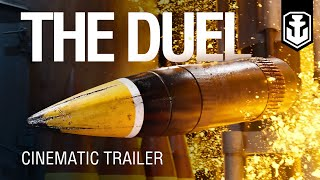 """New CG trailer """"The Duel"""" 
