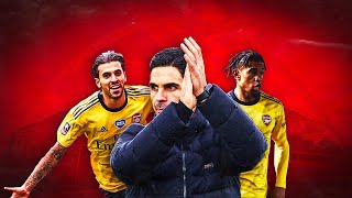 Arsenal's Road to Wembley | All Goals & Highlights | Emirates FA Cup 2019/20