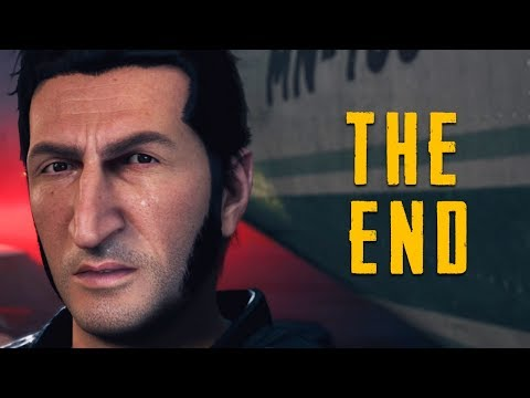 IM NOT CRYING.. - A Way Out - ENDING