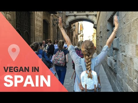 What I Eat in a Day | Traveling to Barcelona