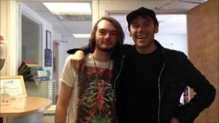 Radio Cardiff - Morgan Richards Interviews Geoff Rickly (Exclusive Lostprophets News)