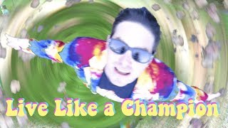 Fun Songs For Kids | Live Like a Champion | My Purple Fox | Inspiring Song For Kids