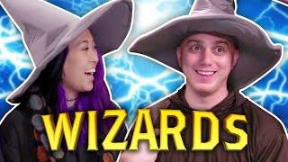 rock paper wizards board af