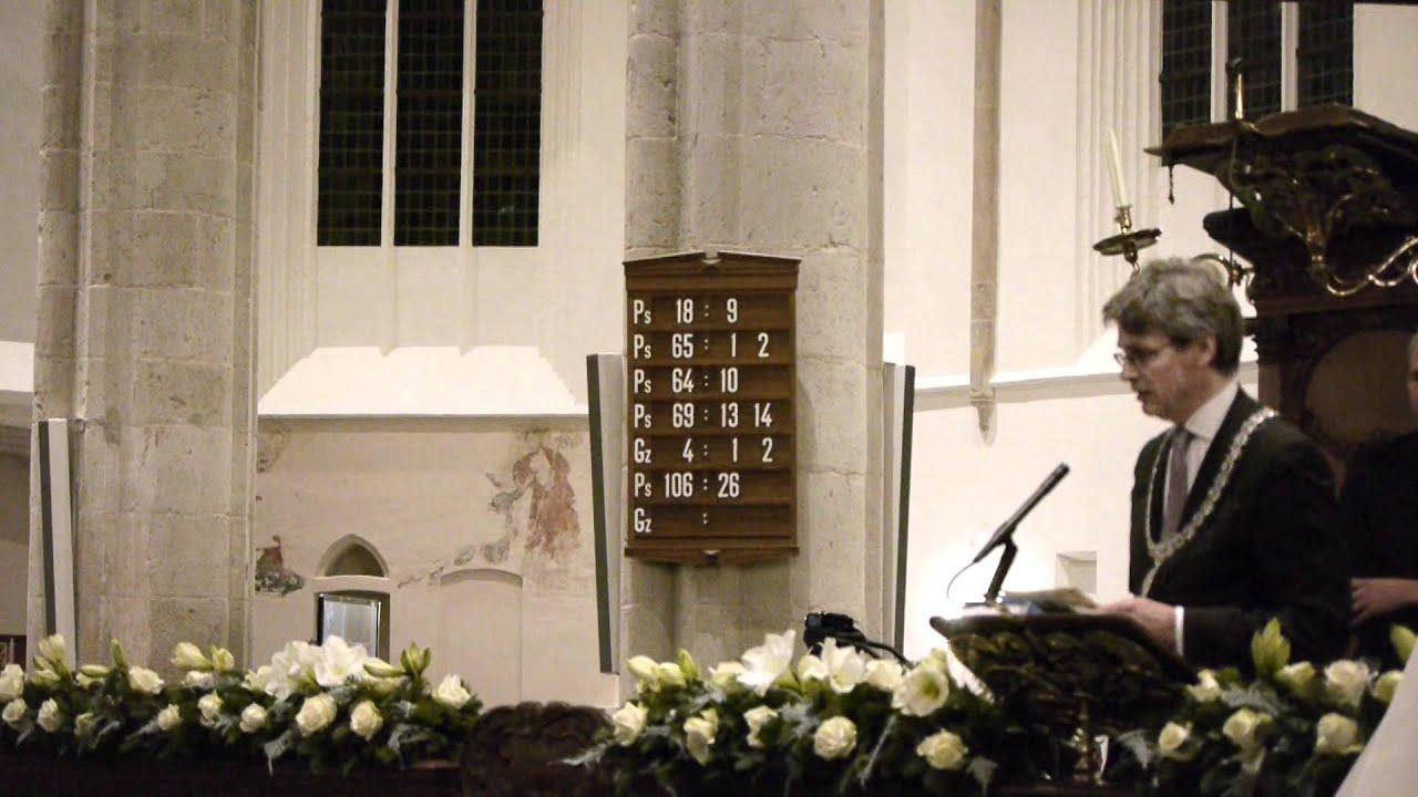 Feestelijke heropening St  Joriskerk mmv Nieuw Bach Ensemble Amersfoort 2012   You