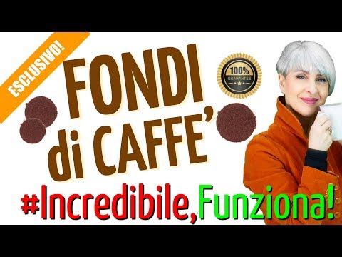 NON BUTTERAI mai più i FONDI di CAFFE' dopo aver visto QUESTO VIDEO