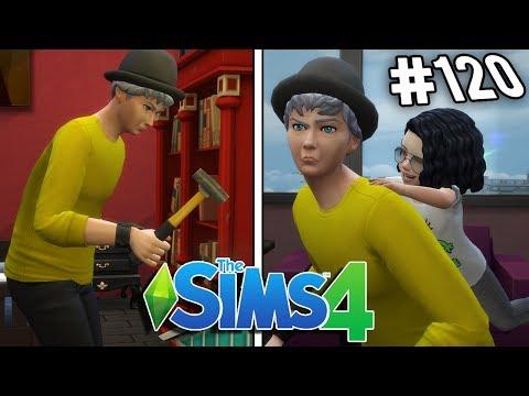 DARIO LAMPA BISNONNO CATTIVO - The Sims 4 #120