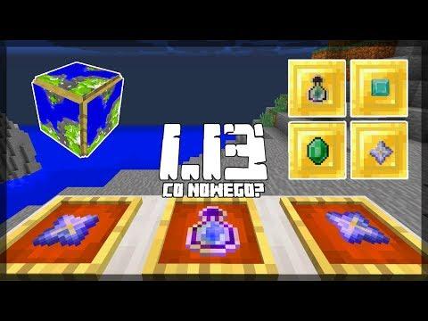 Minecraft 1.13: [Snapshot 17w50a] Ramki Na Górze I Dole Bloku, Koniec Z Duchami Bloków!