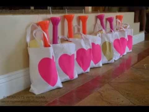 DIY Bachelorette Party Decor Ideas