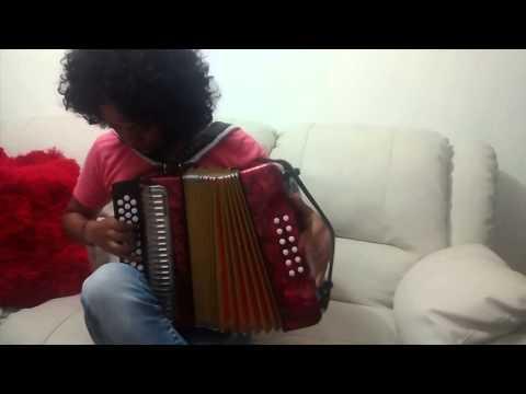 El Perdón  - Nicky Jam - Mulett acordeón cover