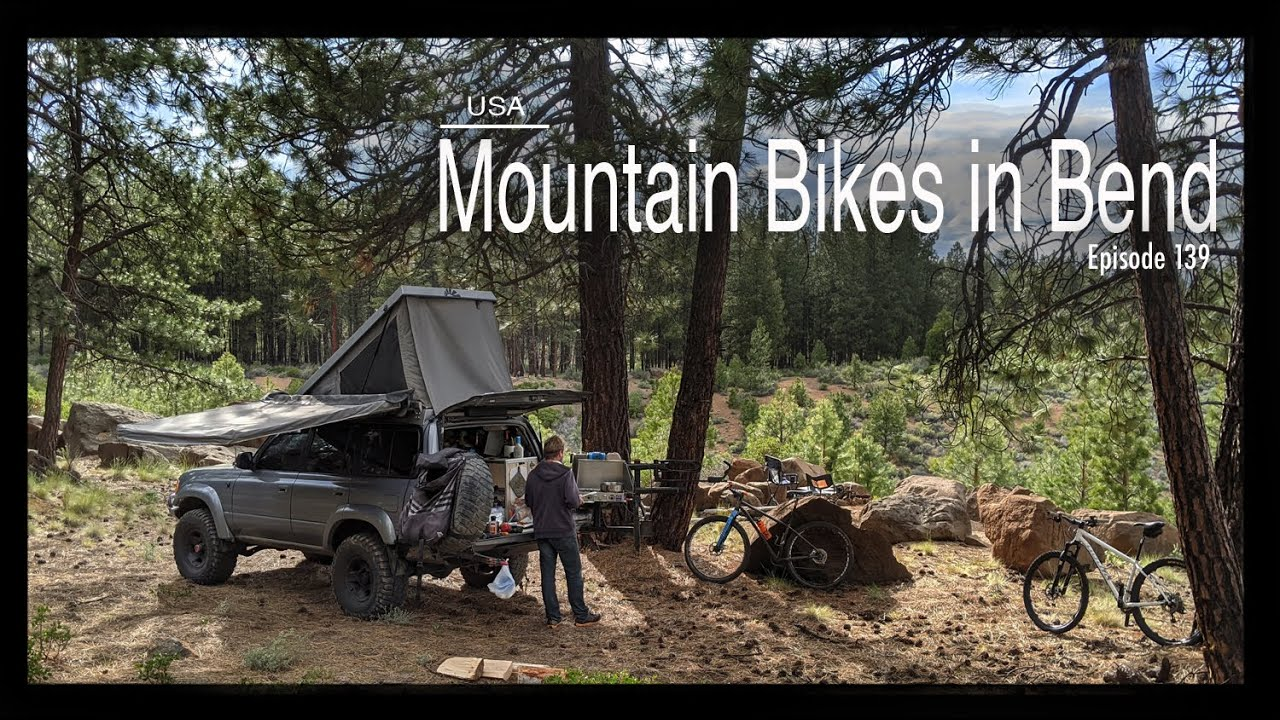 Mountain Bikes in Bend