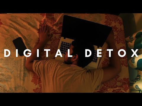 DIGITAL DETOX    COVID 19     A 2 MINUTE SHORT FILM    PANDEMIC