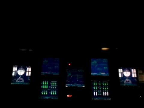 space shuttle launch cockpit view hd - photo #40
