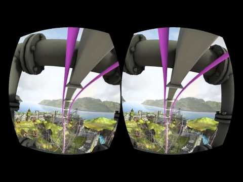360 video for Oculus Rift