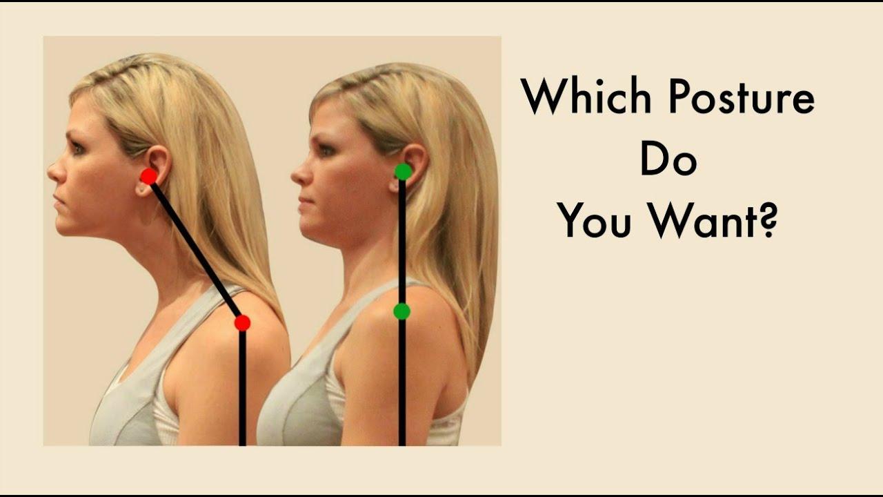 Forward Head Posture Correction Exercises - Fix Ugly ...