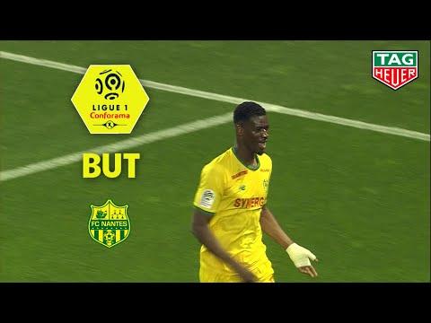 But Kalifa COULIBALY (24') / Montpellier Hérault SC - FC Nantes (1-1)  (MHSC-FCN)/ 2018-19