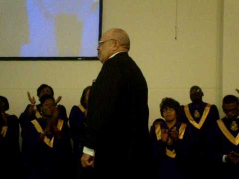 God will Provide - Apostle Richard Taylor