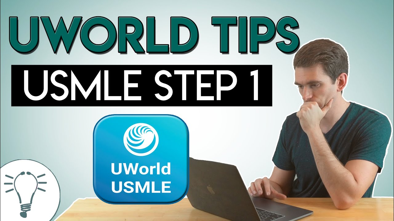 UWorld Tips for USMLE Step 1