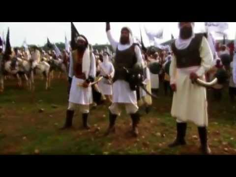 arab warriors vs sassanid empire