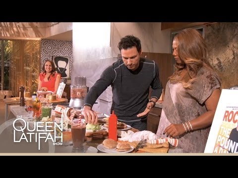 How to Make the Perfect Burger with Rocco DiSpirito