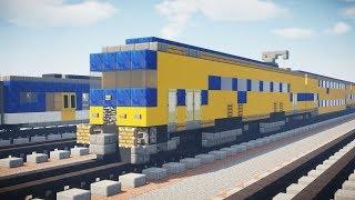 Minecraft Dutch NS DDZ EMU Train Tutorial