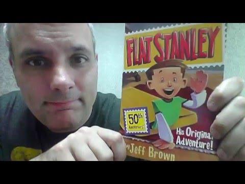flat stanley #1 - chapters 3-4 - jeff brown - read-aloud