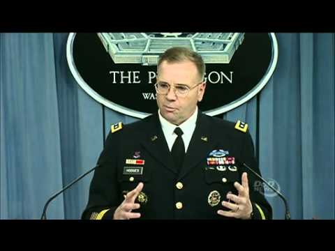 Lt. Gen. Ben Hodges Briefing on Operation Atlantic Resolve
